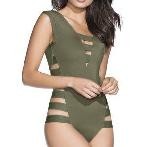 Agua Bendita Verdegal One Piece Bathing Suit